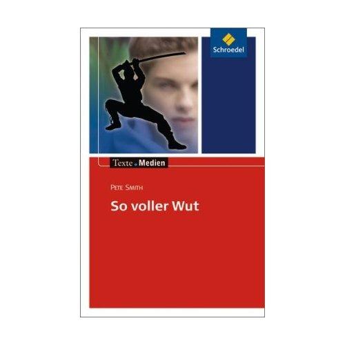 So voller Wut Schulbuch