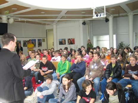 Kinder- und Jugendbuchfestival St. Pölten